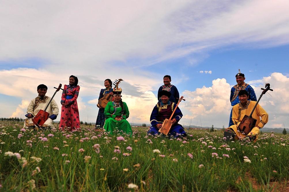 北线车队探访蒙古族长调民歌及呼麦