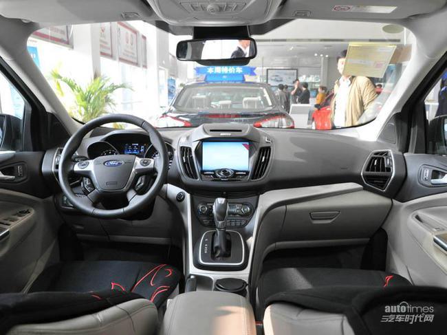翼虎 2013款 2.0L GTDi 四驱尊贵型