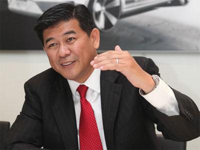专访大众汽车集团执行副总裁 苏伟铭