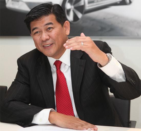 大众汽车集团执行副总裁 苏伟铭