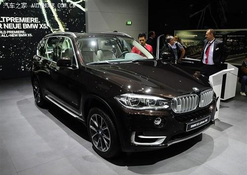 BMW宝马X5汽车的保养周期与保养项目高清图片