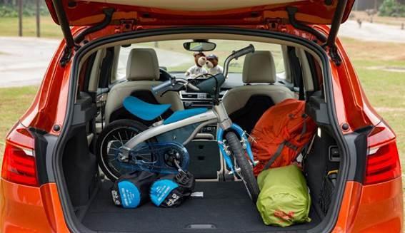创新BMW 2系旅行车
