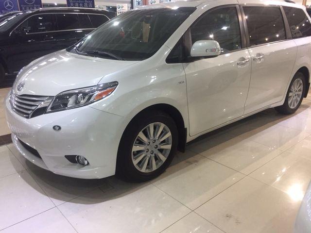 16款丰田塞纳加版电动折叠后视镜现车优惠