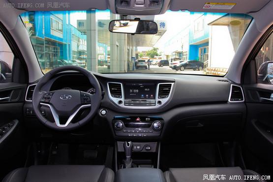 2015款 现代途胜 1.6T 双离合两驱舒适型-北京现代途胜年末促销20台 高清图片
