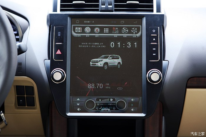 丰田普拉多2700中东版 进口霸道裸利出售