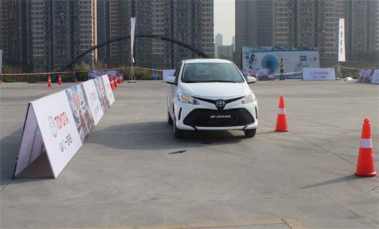 全新威驰实车测评 强劲动力是一大亮点