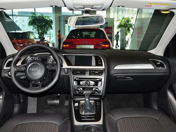 奥迪A4L特惠 领跑2016年汽车 销量排行榜