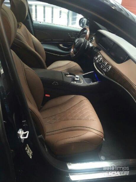 奔驰迈巴赫S400
