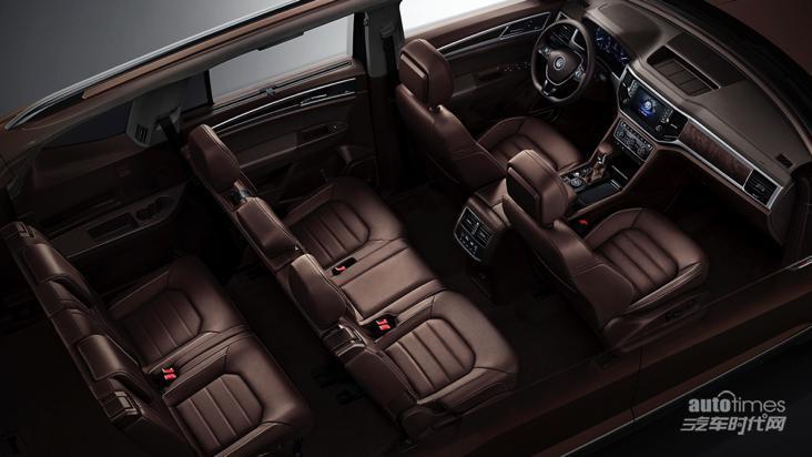 大有内涵 全尺寸大型SUV Teramont途昂打造高端驾乘体验