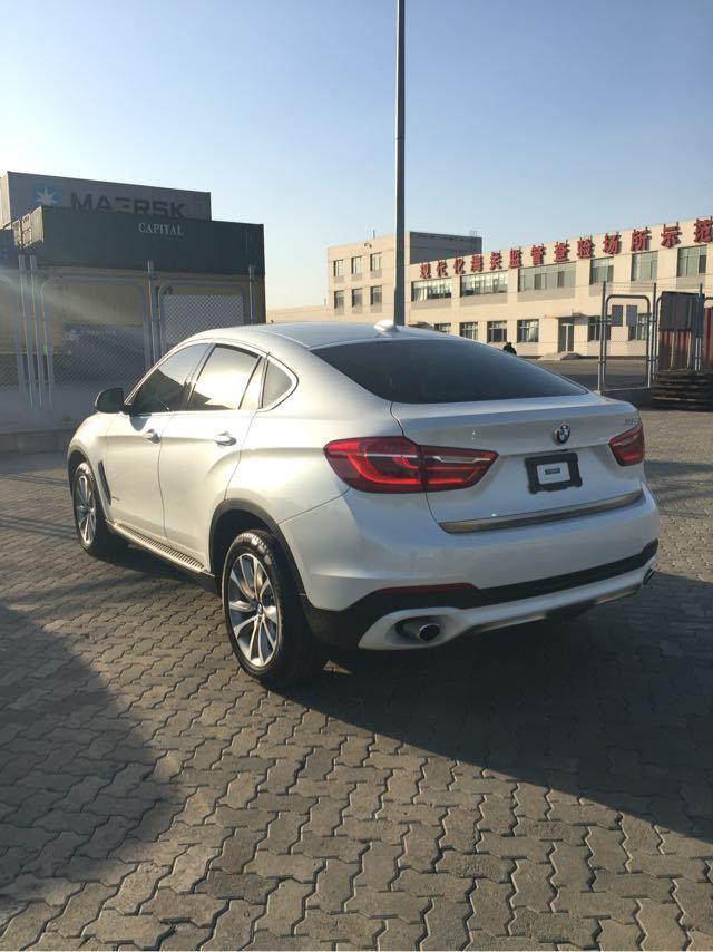 17款宝马x6中东版倒车影像新车尊享折扣价