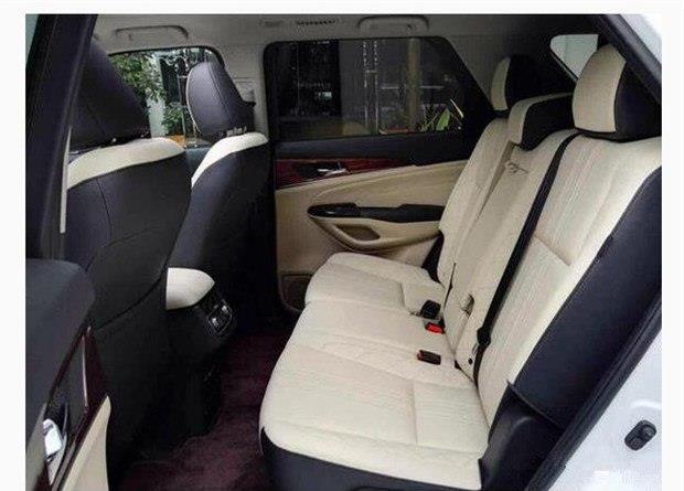 长安汽车2017款SUVCS95即将在3月份上市高清图片