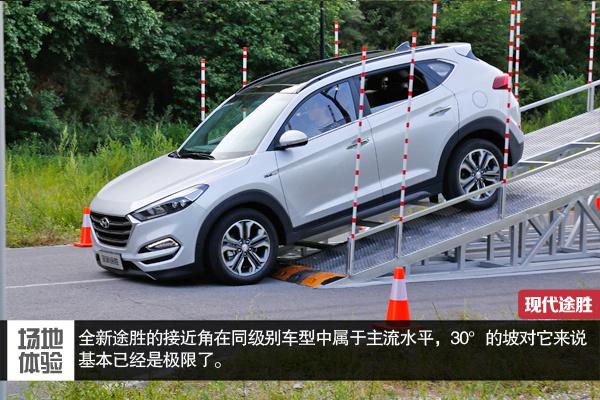 现代全新途胜最低降价 2017北京真实价格高清图片