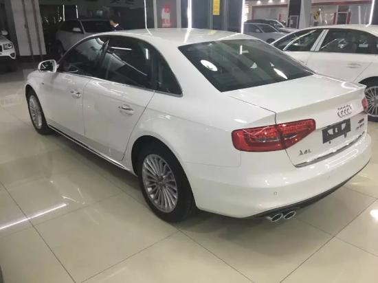 新款奥迪A4L报价4S店部分车型下20个点现车【汽车时代网】