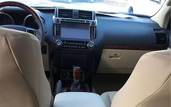 丰田霸道2700最新价格行情霸道2.7配置
