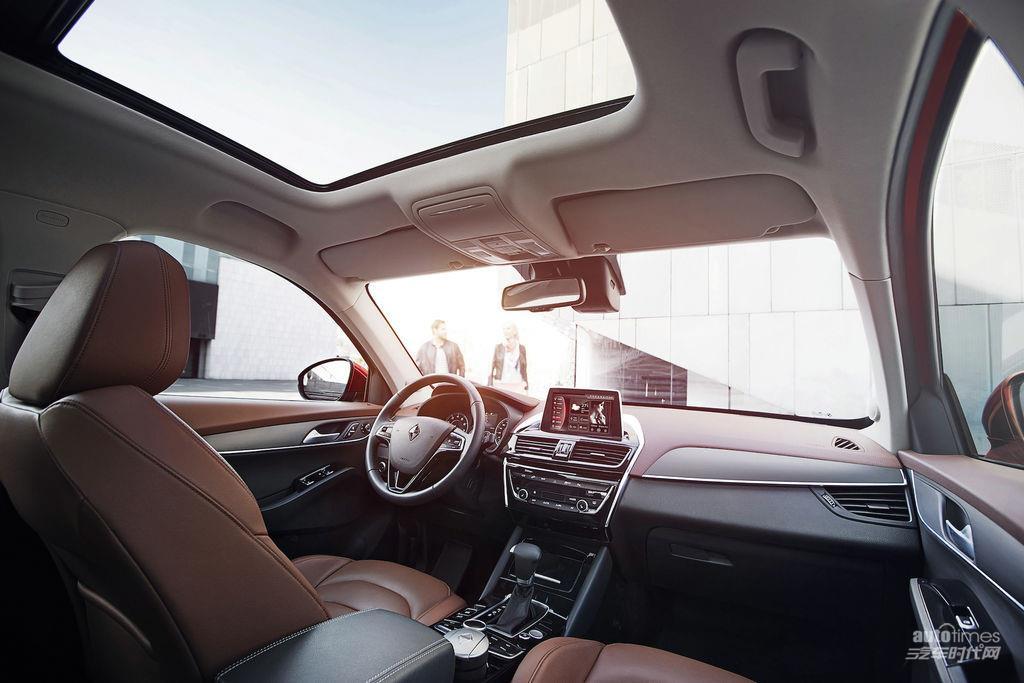 锐·鉴未来 德国劲锐智联SUV BX5创享之旅活力开启