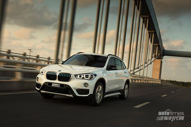 创领豪华插电式 全新BMW X1插电式混合动力重磅上市
