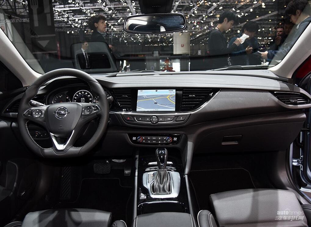 全新君威将于纽约车展首发 将推旅行版