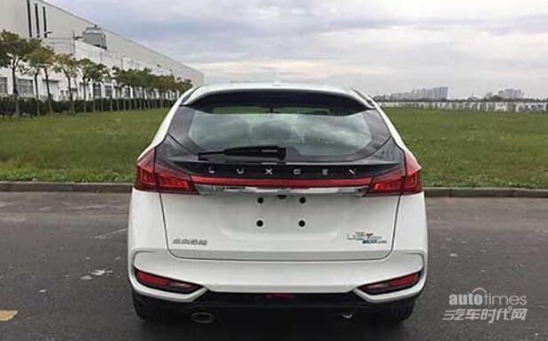 新款优6 SUV申报图曝光 增1.6T动力车型