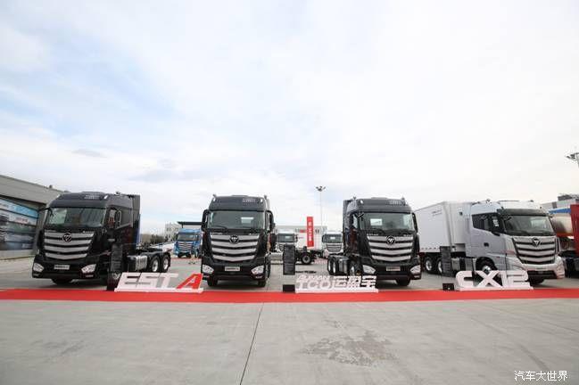 欧曼EST超级卡车热销传奇继续 1000台交车又获1600多台订单