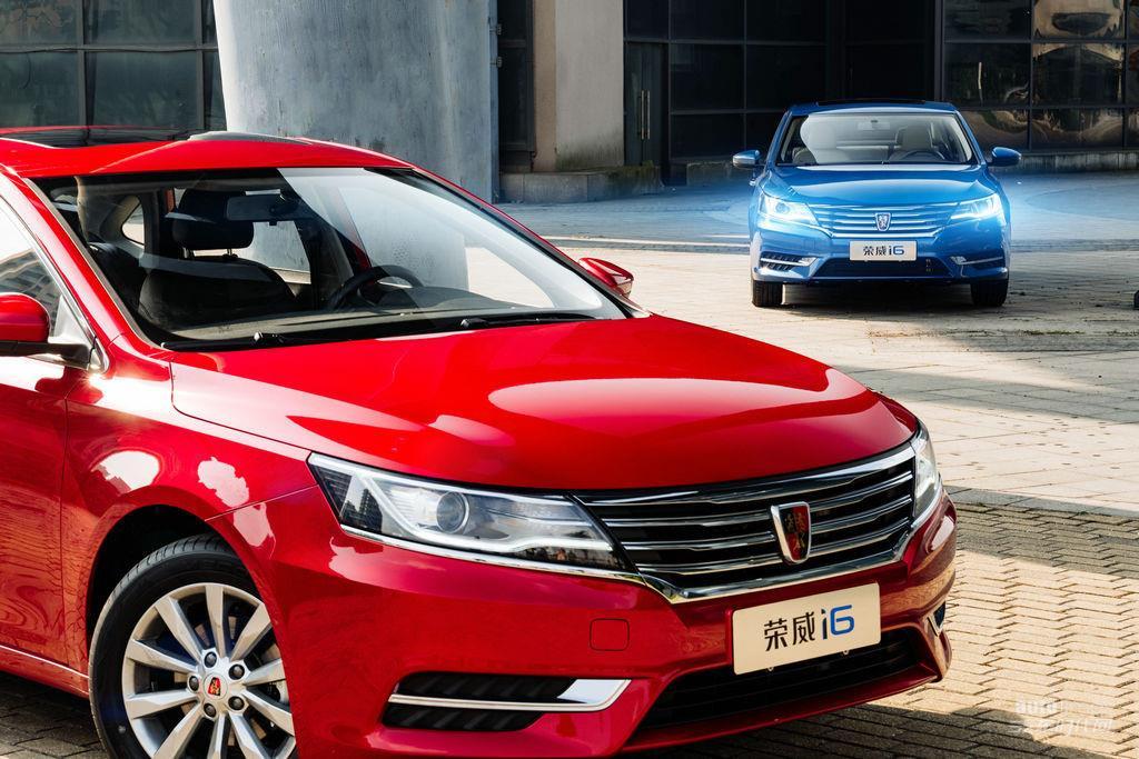 上汽荣威i616t将于上海功率上市最大车展125马力江陵撼路者图片