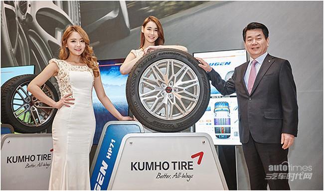 行驶性能得到强化的SUV专用轮胎 锦湖轮胎Crugen HP71
