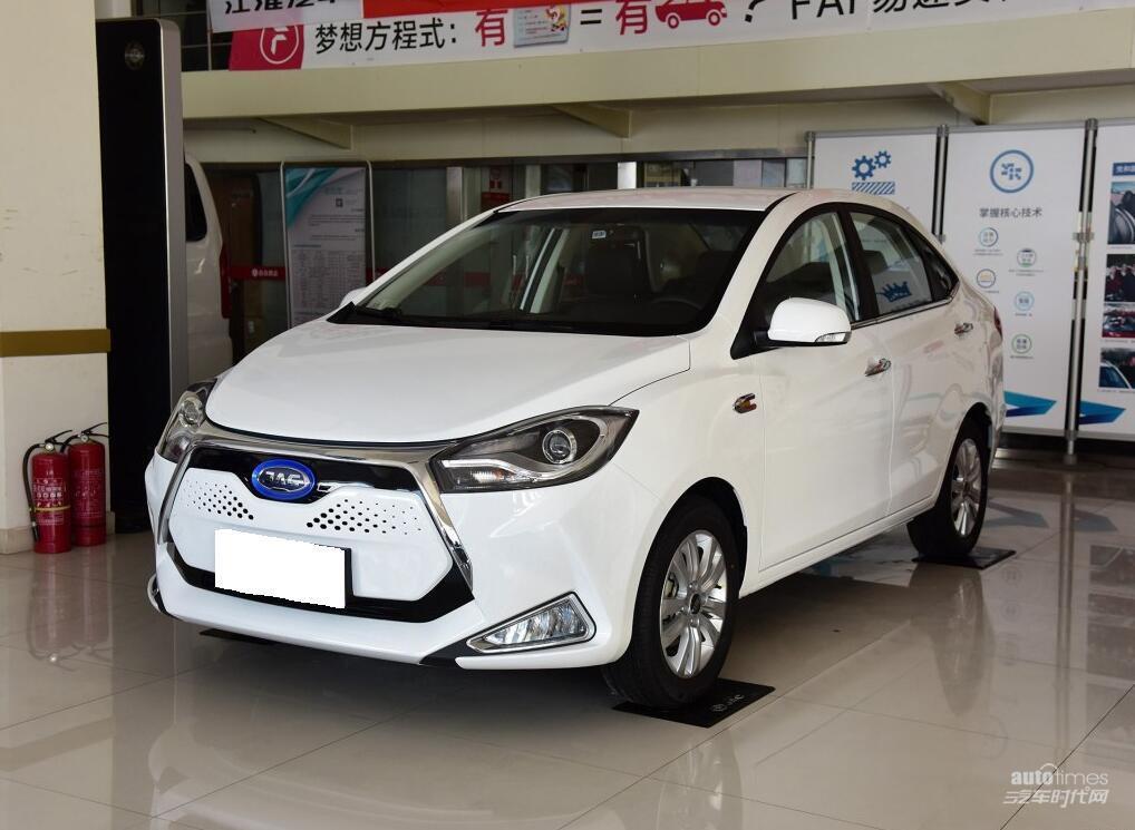 江淮iEV三款新车上市 售11.85 15.85万高清图片