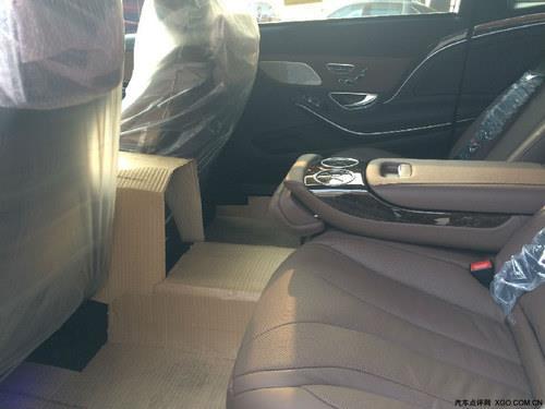 奔驰新到迈巴赫S600巴博斯改装版现车图片