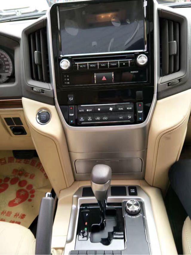 轿车中控按钮图解