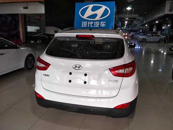 2015款北京现代ix35报价 优惠促销福利多