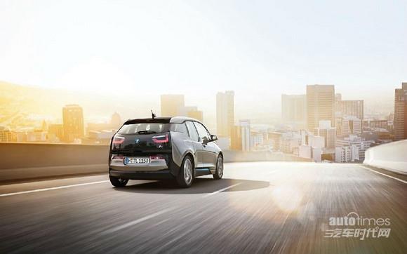 共享汽车巨头EVCARD强势推出宝马i3车型 打造魔都出行新亮点高清图片