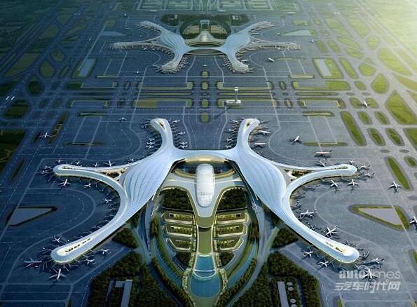天府国际机场拟设两个地铁站 大慈寺路将建人行通道图片