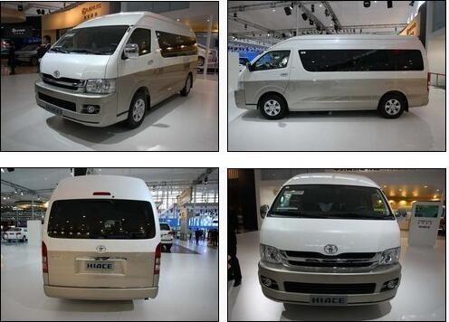 进口丰田海狮改装商务车/丰田海狮商务车多少钱