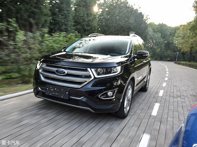 2017新款福特锐界 总裁范七座型越野SUV高清图片