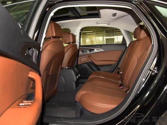 大型轿车全新奥迪A6L最新报价 最低价格