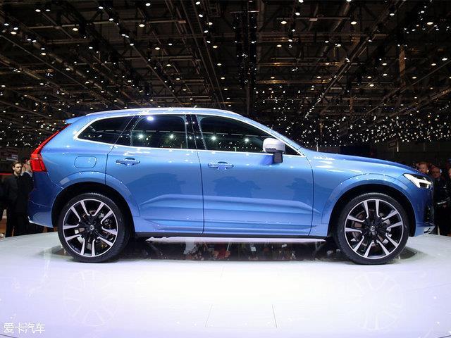 沃尔沃XC60最新报价优惠 最低配裸车多少钱高清图片