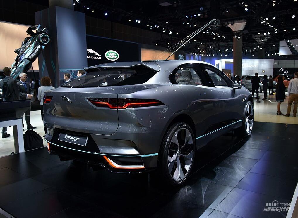 捷豹I-PACE已正式投产 有望7月13日发布