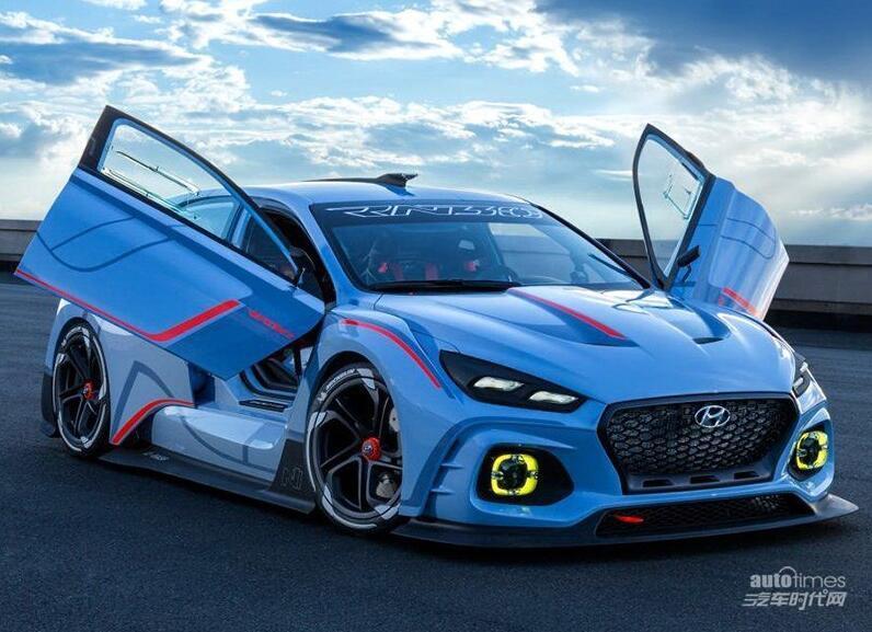 现代第二代N系列性能车 预计2018年面世