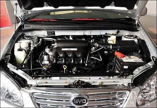 比亚迪f3发动机图片