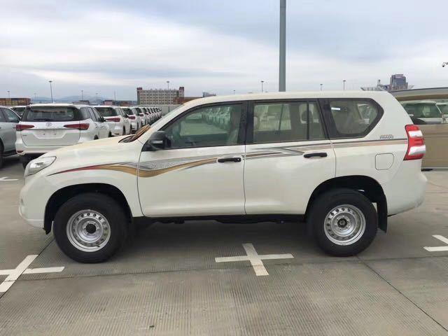 霸道17款2700现车 天津现车 报价钜惠 让利大促销