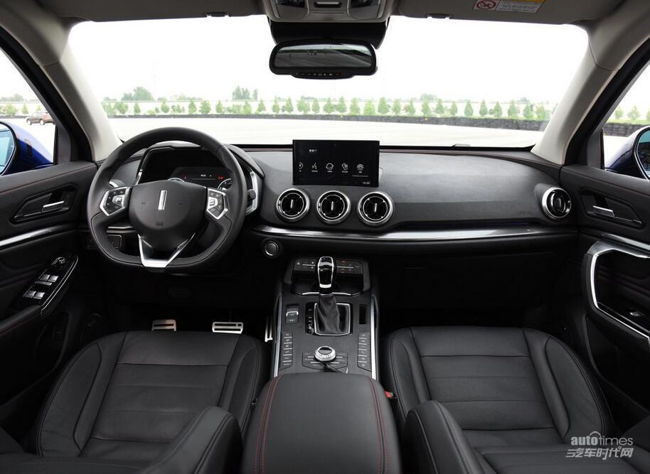 8月底上市 VV5s部分车型配置信息曝光