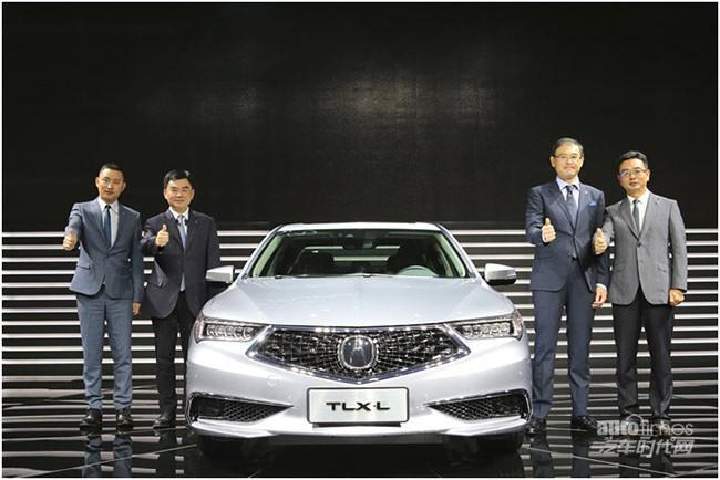 """广汽Acura成都车展""""双箭齐发"""""""