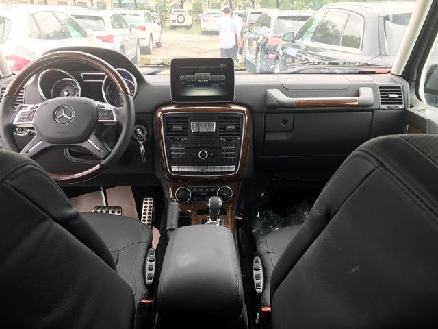 17款疾驰G500传说中的大G三把差速锁多少钱现车免预定