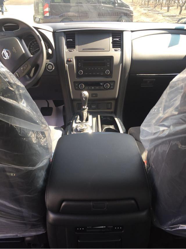 17款日产4.0途乐Y62大型越野SUV现车中东版途乐价格低