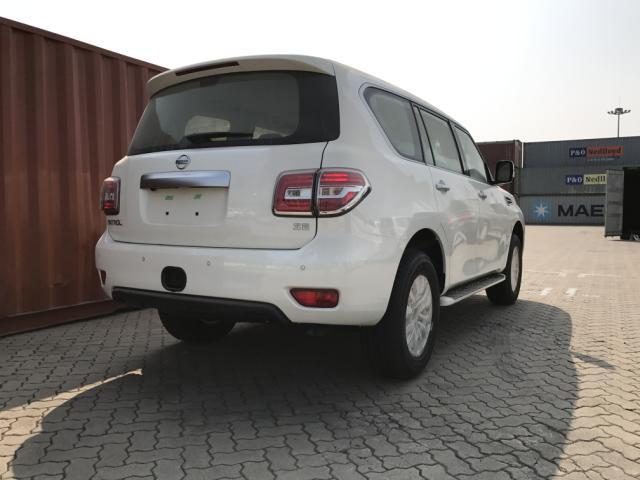 18款日产尼桑途乐Y62现车 第一超大越野-天津滨海车市