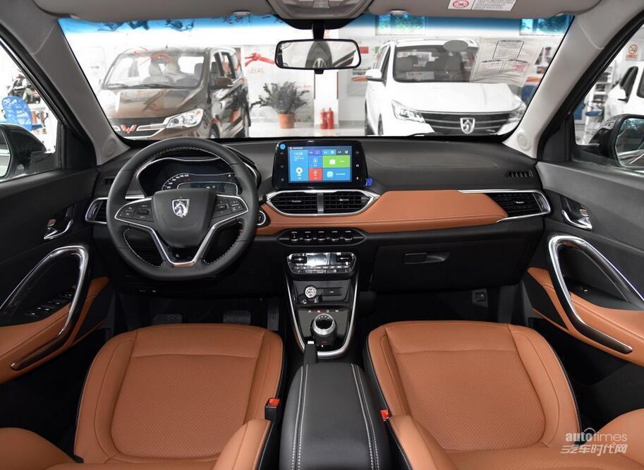 宝骏510新车型上市 售6.88-7.58万元