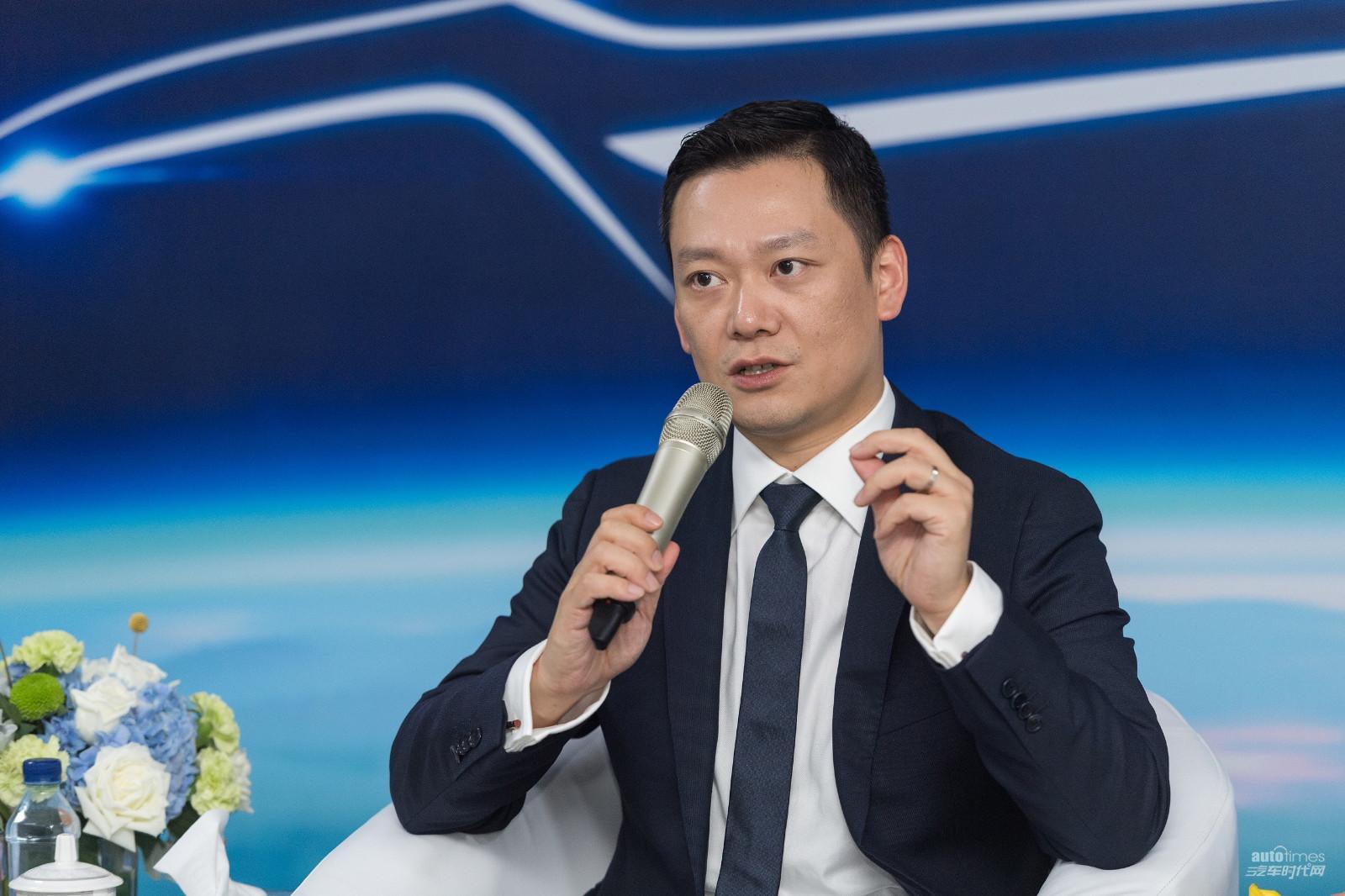 专访东风启辰汽车公司副总经理马磊