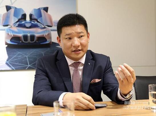 总裁�_专访宝马中国总裁 刘智
