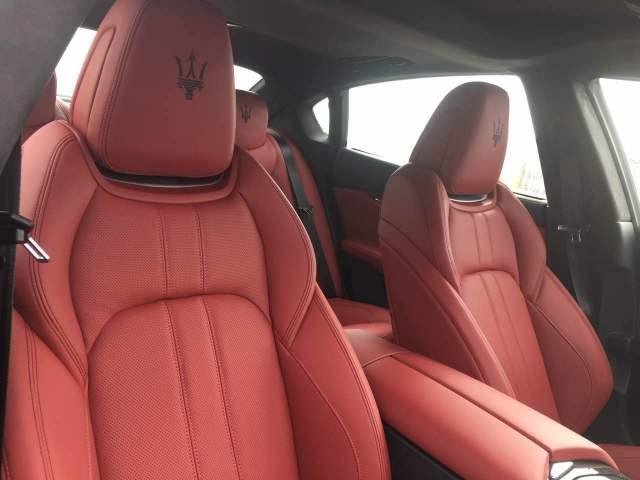 现车优惠17款玛莎拉蒂总裁加规版享舒适