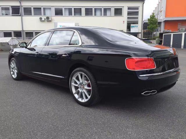 进口宾利飞驰V8S欧版品牌豪车0月特惠惊爆价