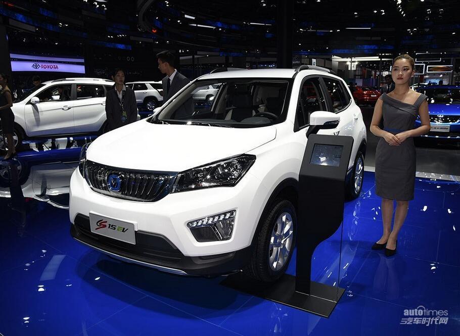 长安三款新能源车型将于10月19日上市
